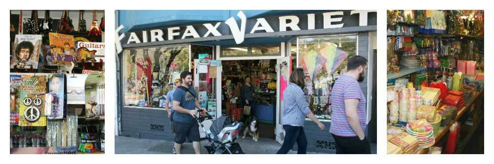 Only in Fairfax: Fairfax Variety, Our First Customer!