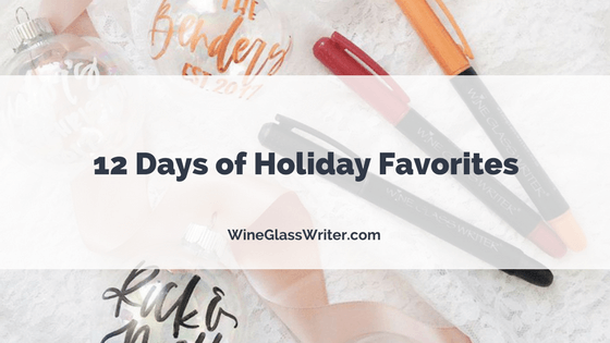 12 Days of Holiday Favorites
