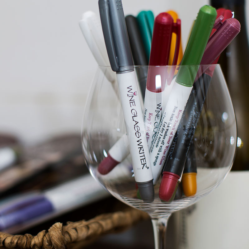 So You Wanna Use Your Wine Glass Writer...